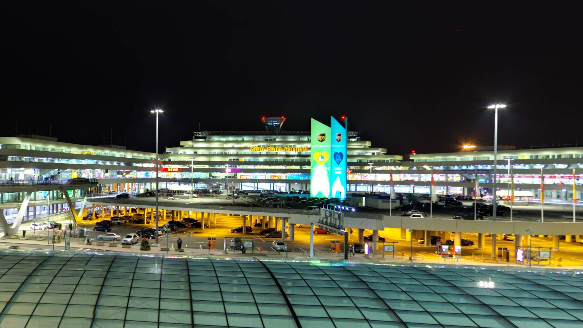 Köln-Bonn Flughafen